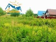 Продается участок 15 соток ЛПХ в деревне Федоровское (вблизи села Труб