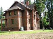 Солидный, статусный дом 555 м2 на лесном участке 30 соток в . - Фото 3