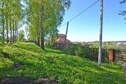 Участок 18 соток в городе Волоколамск (газ по границе) - Фото 2