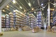 Ответственное хранение товара, склад класса А