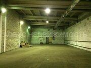 Аренда помещения пл. 490 м2 под склад, производство, Домодедово .