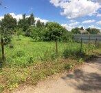 Участок в с. Добрыниха Домодедовский район - Фото 5