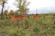 Продается земельный участок 15 соток с кирпичным недостроем. - Фото 1