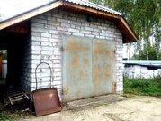 Земельный участок 12 сот. с гаражом и фундаментом в п Михнево - Фото 4