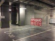 Продается гараж. , Москва г, 2-я Черногрязская улица 6к3 - Фото 4