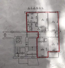 4-к квартира, 88.9 м, 1/9 эт.