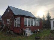Дом 60 м2 на земельном участке 10 соток
