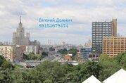 Пентхаусный этаж в 7 секции со своей кровлей, Купить пентхаус в Москве в базе элитного жилья, ID объекта - 317959547 - Фото 9