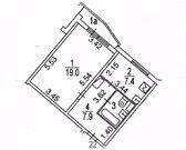 5 650 000 Руб., Продаётся 1-комнатная квартира по адресу Лухмановская 17, Купить квартиру в Москве по недорогой цене, ID объекта - 320521381 - Фото 5