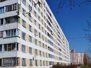 Продажа трехкомнатной квартиры на улице Бумажников, 7 в Коммунаре