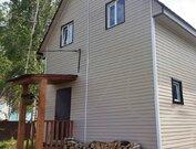 Купить дом из бруса в Истринском районе д. Вельяминово - Фото 1