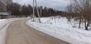 Продаётся земельный участок, д.Таширово - Фото 1