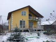 Капитальный дом с магистральным газом п. Михнево, Ступинский район - Фото 5