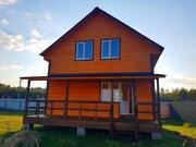 Продам дом для круглогодичного проживания, в живописном уголке Киржачс - Фото 1