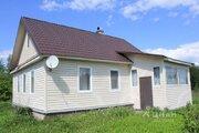 Дом в Псковская область, Гдовский район, д. Ямок (58.0 м) - Фото 1