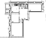 2 788 440 Руб., 3-ком квартира в новостройке, Купить квартиру в новостройке от застройщика в Владимире, ID объекта - 314584511 - Фото 1