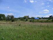 Эксклюзив! Земельный участок 18,9 соток в деревне недалеко от г. Жуков
