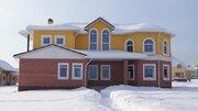 Продажа дома 254 м2 в коттеджном поселке кп Николин Ключ с. Кашино - Фото 1