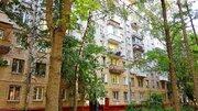 Продажа двухкомнатной квартиры, Мосфильмовская улица, 39к1 - Фото 1