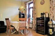 3-комнатная квартира в доме А.А. Блока на Петроградке, Аренда квартир в Санкт-Петербурге, ID объекта - 331024645 - Фото 4