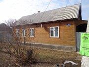 Жилой деревянный дом пл.60 м2 на земельном участке 6 соток в М.О. г. .