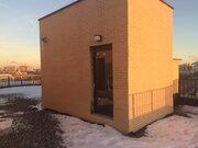Пентхаусный этаж в 7 секции со своей кровлей, Купить пентхаус в Москве в базе элитного жилья, ID объекта - 317959547 - Фото 20