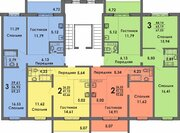 Продам трехкомнатную квартиру Матросова 37а 67 кв.м 3 эт 3107т.р - Фото 2