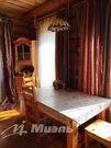 Продаётся современный бревенчатый дом, Продажа домов и коттеджей Пешки, Лотошинский район, ID объекта - 504398797 - Фото 4
