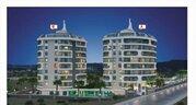Продажа квартиры, Аланья, Анталья, Купить квартиру Аланья, Турция по недорогой цене, ID объекта - 313140665 - Фото 12