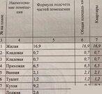 Продается 1-комнатная квартира 37.3 кв.м. на ул. Луначарского