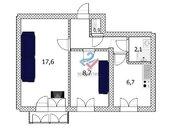 Квартира по ул.Вологодская 38, Купить квартиру в Уфе по недорогой цене, ID объекта - 319517898 - Фото 12