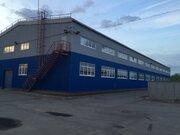 Сдается производственно-складской комплекс на участке 1 га, Аренда производственных помещений в Электроугли, ID объекта - 900287565 - Фото 1