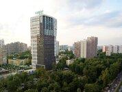 Просторная квартира с видами на Сити и живописный мост., Купить квартиру в Москве по недорогой цене, ID объекта - 321438067 - Фото 2