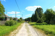 Деревянный дом на участке 15 соток, Продажа домов и коттеджей Хмелево, Киржачский район, ID объекта - 502881871 - Фото 16