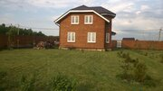 Участок с домом в кп Петрухино-2
