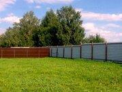 Срочно продается участок 7,3 сотки в 40 км от МКАД, д. Михайловка - Фото 1