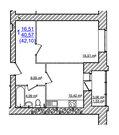 Хорошие квартиры в Жилом доме на Моховой, Купить квартиру в новостройке от застройщика в Ярославле, ID объекта - 325151262 - Фото 25
