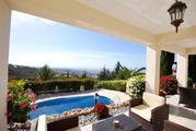 590 000 €, Шикарная 4-спальная Вилла с панорамным видом на море в районе Пафоса, Купить дом Пафос, Кипр, ID объекта - 502662087 - Фото 5