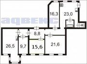 Продажа комнаты в центре., Купить комнату в квартире Санкт-Петербурга недорого, ID объекта - 700496543 - Фото 4