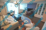 Двухкомнатная квартира в Гурзуфе в морской тематике, Купить квартиру в Ялте по недорогой цене, ID объекта - 318931433 - Фото 6