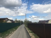10 соток д.Баранцево Чеховский район - Фото 1