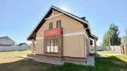 Новый дом 140 кв.м. с газом, тёплыми полами, участок 10 сот (12.5 по .