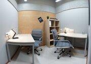 Современный одно- двухместный рабочий кабинет(офис) европейского ка.