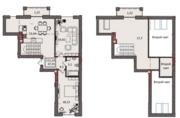 Двухкомнатная квартира с 6-метровыми потолками - Фото 3