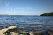 Кирпичный коттедж на первой береговой линии озера Таватуй. 415 кв.м. - Фото 5
