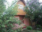 Двухэтажный теплый дом на участке 8 соток, Романцево г.о. Подольск - Фото 4