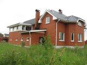 Дом 230 кв.м из кирпича в деревне Кабаново