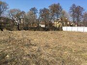Участок рядом с Москвой - Фото 1