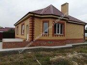 Новый, кирпичный дом в пригороде Таганрога, с. Новобессергеневка - Фото 2