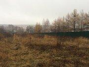 Земельный участок 14 с. поселок Мещерское, Чеховский район - Фото 2